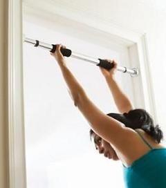 barra puerta pared dominadas espalda biceps precio viejo