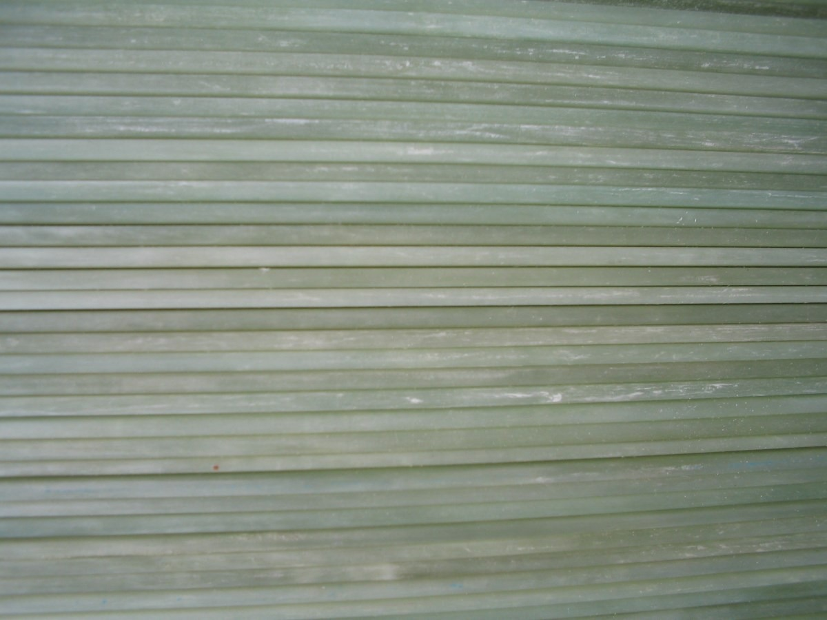 Barra redonda de epoxi fibra de vidrio pultrusion perfiles - Barras de fibra de vidrio ...