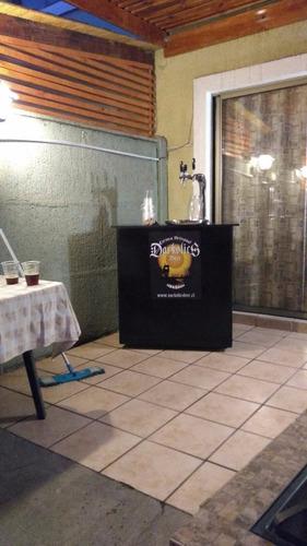 barra schopera a domicilio  cerveza artesanal