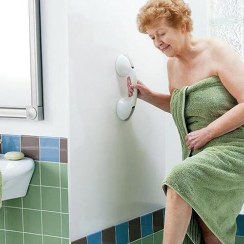 barra seguridad antideslizante agarradera baño manija ventos