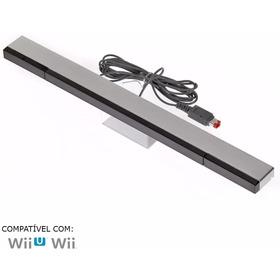 Barra Sensor Bar Régua Com Fio Para Nintendo Wii  Wiiu