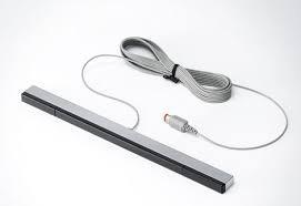 barra sensora original nintendo para consolas wii y wiiu