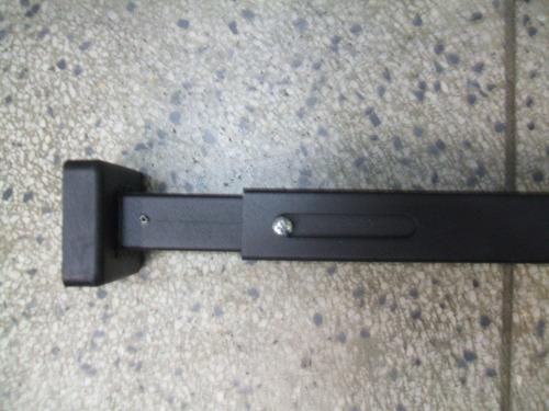 barra trava de carga da ranger cabine dupla