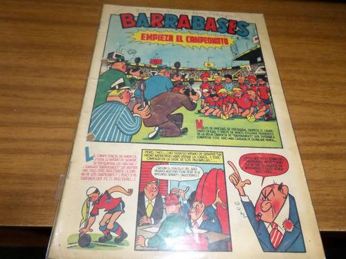 barrabases n° 90 primera epoca / zig- zag / 16- 12 - 1958