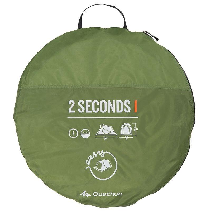 0a0ed7ad9 barraca 1 pessoa 2 seconds easy quechua - decathlon. Carregando zoom.