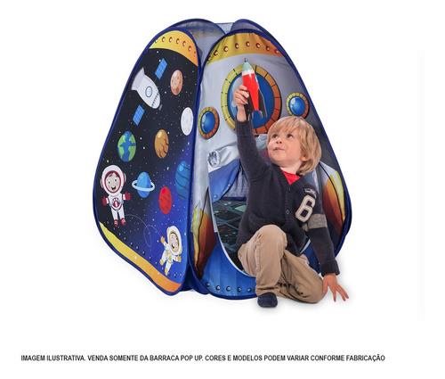barraca barraquinha infantil foguete - replay kids oferta