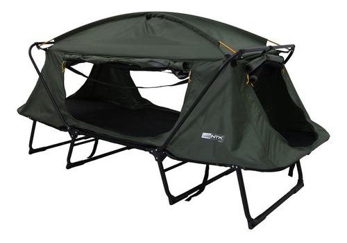 barraca cama tatu casal camping nautika 100% impermeável
