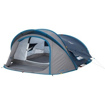 c77b5c7a6 Barraca Camping 2 Seconds Xl 3 Air Para 3 Pessoas - R  990