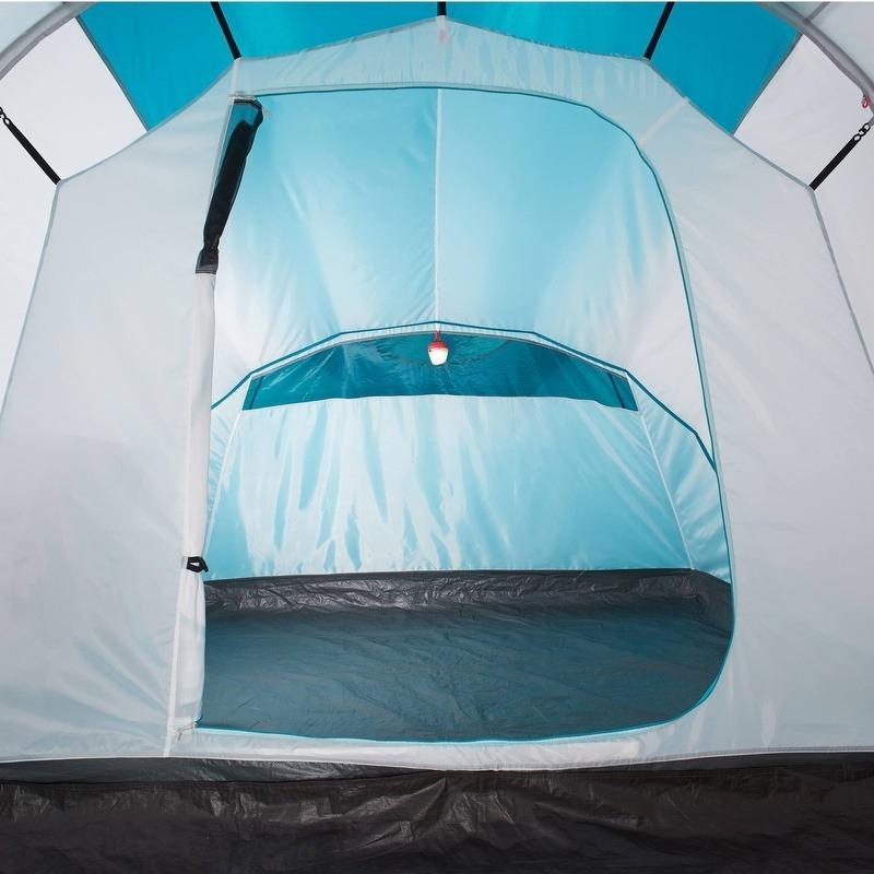 3be896426 barraca camping familia impermeável 4 pessoas arpenaz gazebo. Carregando  zoom.