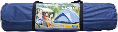 barraca camping iglu mor