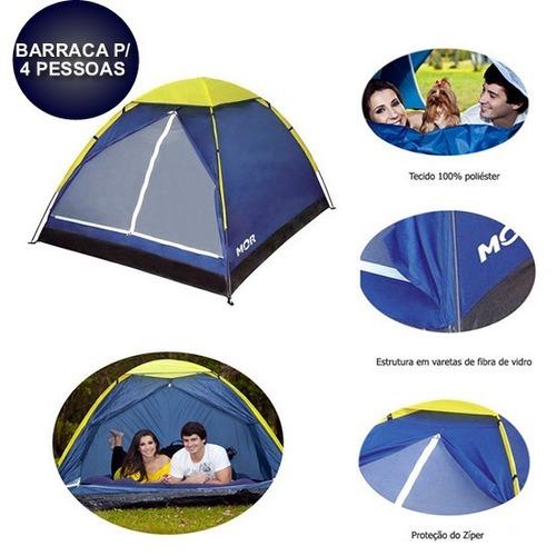 barraca camping iglu pessoas mor