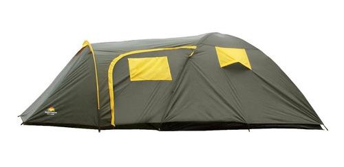 barraca camping impermeável 6 pessoas zeus guepardo avanço