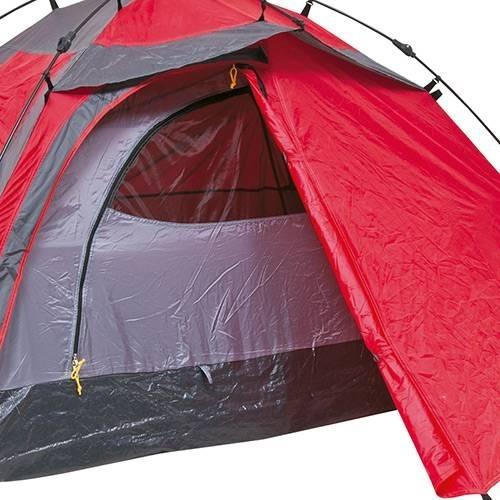 0282deb60 Barraca Camping Montagem Automática Spider 3 Pessoas Mor - R  431