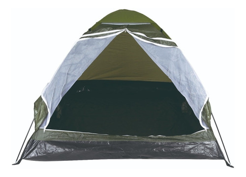 barraca camping pantanal 3 lugares -  militar - mor