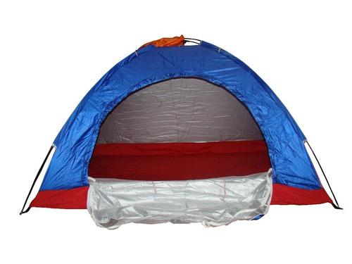 barraca camping tenda iglu 4 pessoas  acampamento praia