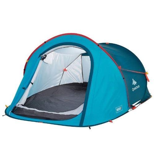 14d63e2a5 Barraca Camping Trilha 2 Seconds Easy 3 Pessoas Quechua Impe - R ...