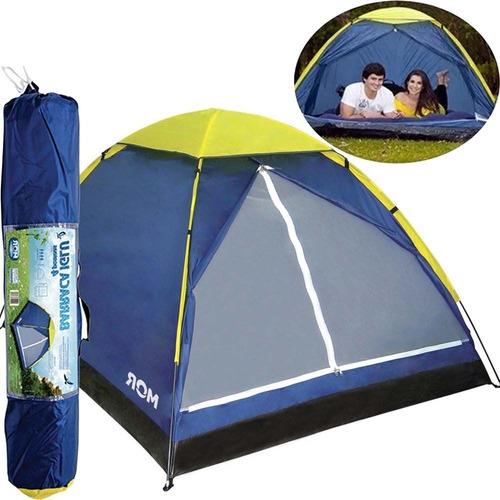 barraca de acampamento iglu 4 pessoas mor
