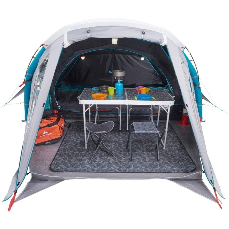 76264cacf barraca de camping air seconds familiar 4 xl fresh   black. Carregando zoom.