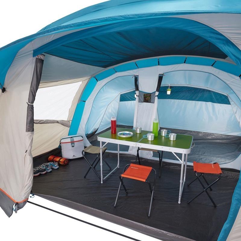 62bc11334 barraca de camping arpenaz 5.2 para 5 pessoas. Carregando zoom.