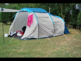 31974a6ca Arpenaz Family 5.2 Quechua Decathlon - Barracas de Camping no Mercado Livre  Brasil