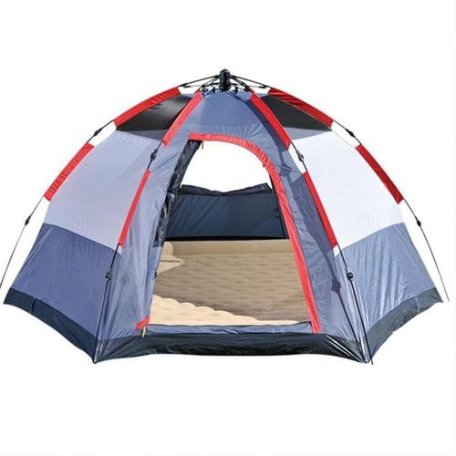 barraca de camping automática para 5 pessoas - modelo spider