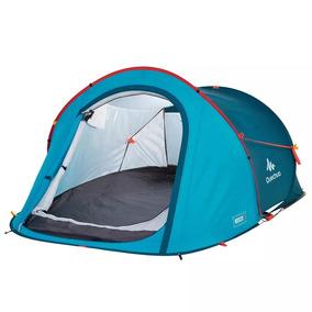 7312403ba Barraca De Camping Instantânea Quechua 2 Seconds (1 Pessoa) - Barracas de  Camping no Mercado Livre Brasil