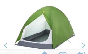 b16cc2227 Barraca T3 Quechua Decathlon 2 Sacos De Dormir S10 - Camping no Mercado  Livre Brasil