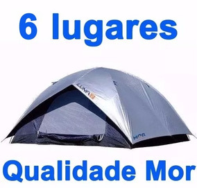 aef34ec02 Barraca 7 Lugares Quechua - Camping no Mercado Livre Brasil