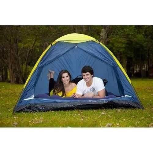 barraca iglu pessoas camping mor