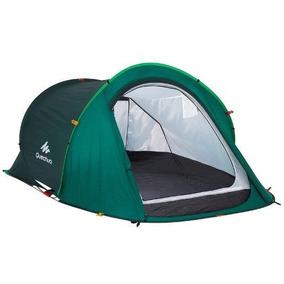 cb15fce95 Barraca 2 Seconds Quechua 1 Pessoa - Barracas de Camping no Mercado Livre  Brasil
