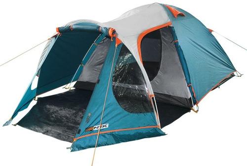 barraca indy gt 3/4 pes teto aluminizado impermeável nautika