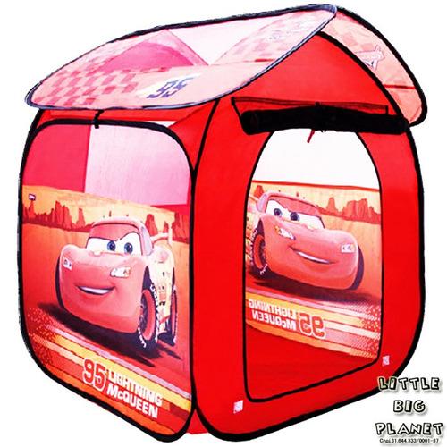 barraca infantil carros cars disney postagem rápida c nota f