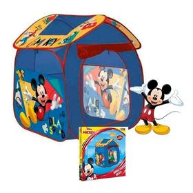 Barraca Infantil Menino Casinha Do Mickey Cabana