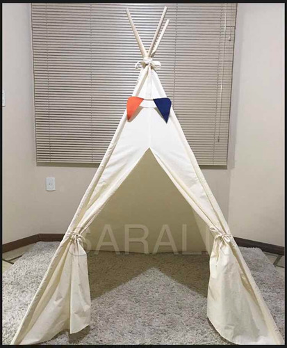 barraca infantil tenda toca cabana festa do pijama