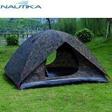 barraca nautika amazom camuflada 5 / 6 pessoas