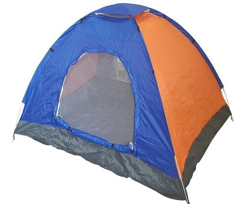 barraca para camping iglu até 3 pessoas  auto montável