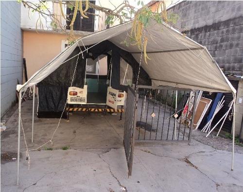barraca para camping trabucar