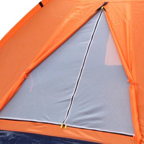 barraca pessoas camping