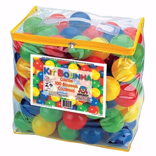 barraca portatil carros com 100 bolinhas coloridas