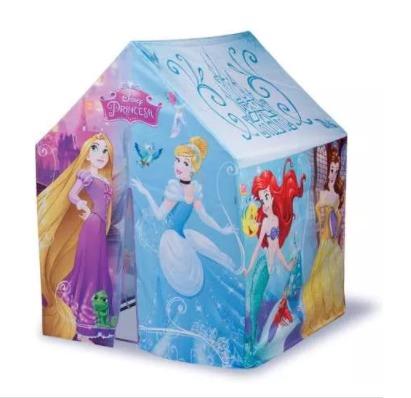 barraca princesas toca casinha multibrink original criança m