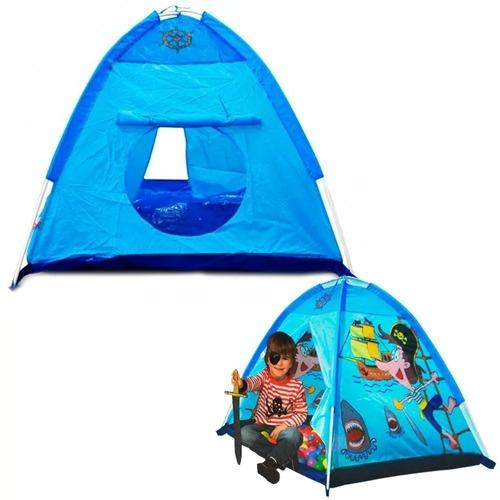 barraca tenda iglu infantil esconderijo pirata casinha toca