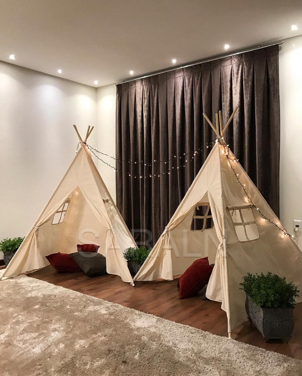 192a9cc280a1db Barraca Tenda Toca Cabana Festa Do Pijama Cabana Infantil