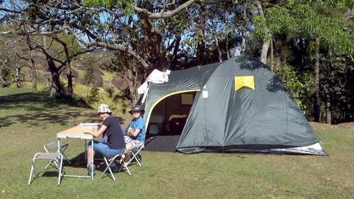 barraca zeus 6 pessoas gigante guepardo 2m altura c varanda