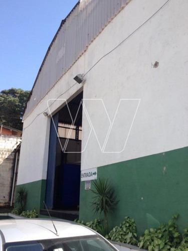 barracao industrial em campinas - sp, fazenda santa candida - ba00027