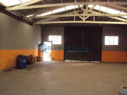 barracao industrial em campinas - sp, jardim do trevo - ba00132