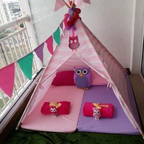 5cfe9d267 Usado - São Paulo · Cabanas Para Festa Do Pijama Locação. R  120