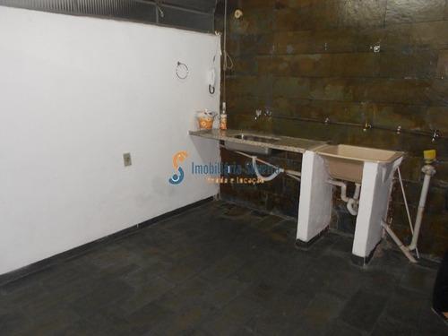 barracão com 2 quartos para alugar no nova floresta em belo horizonte/mg - 4020