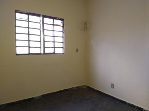 barracão com 2 quartos para alugar no planalto em belo horizonte/mg - 6070