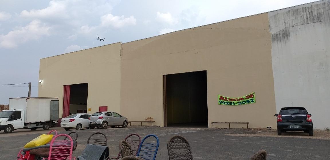barracão comercial