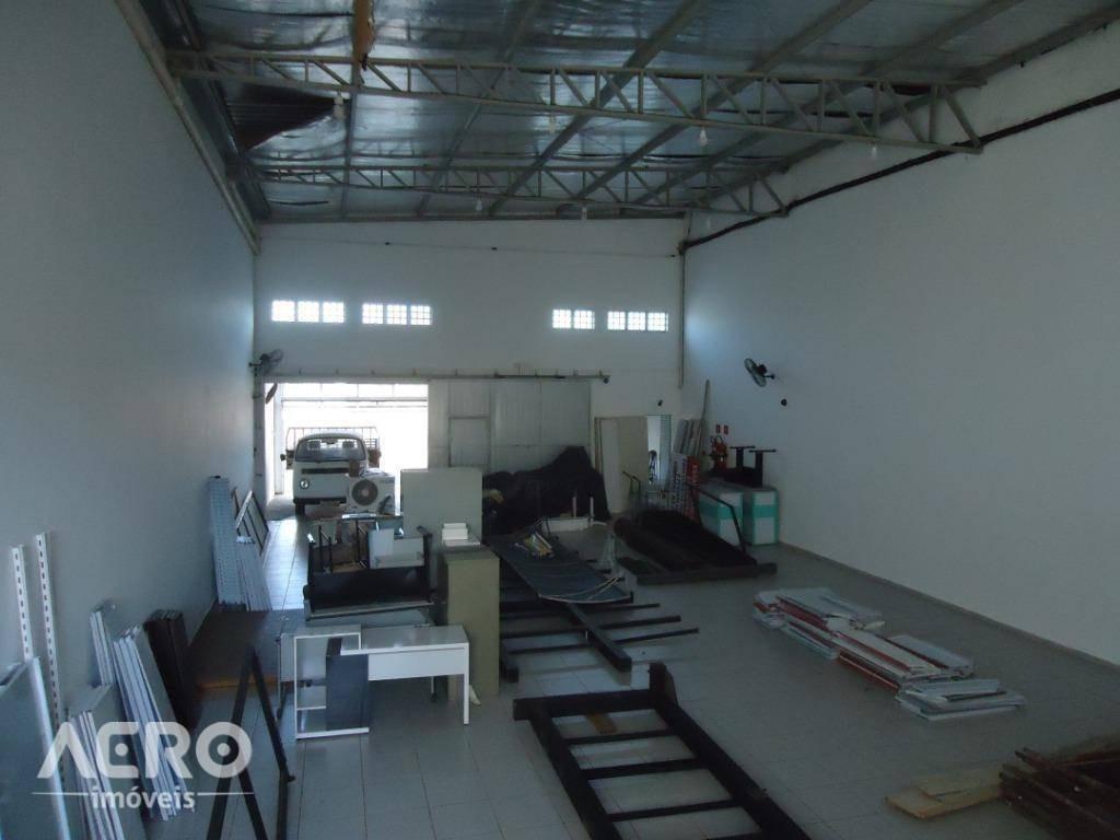 barracão comercial - ba0142